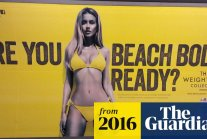 Sadiq Khan moves to ban body-shaming ads from London transport
