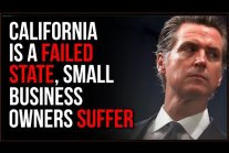 California is a failed state (ENG)