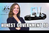 Honest Government Ad   Electric Vehicles