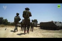 Israel Defense Forces prepare for ground operation in Gaza