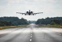 A-10 Warthogs Are About To Operate From A U.S. Highway For The First Time