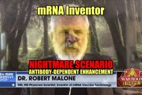 Dr. Robert Malone is the creator of the mRNA technology behind the vaccines