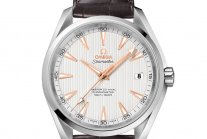 Seamaster Aqua Terra 150m Master Co-Axial 41.5 Stainless Steel / Silver