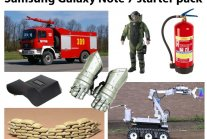 Samsung Note 7 starter pack