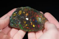 World's Rarest Opal!