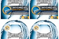 WILKINSON Hydro 5 Connect