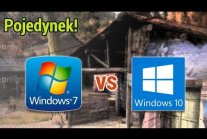 Win7 vs. Win10 na tym PC.