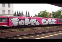 FOUR-BIK-SBE CREWS FEAT DOPE CANS (SHOOT A COP TO KIL#3)