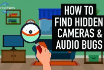 How To Find Hidden Cameras & Spy Gear Like a Professional: The Definitive Guide