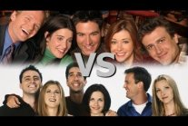 How I Met Your Mother vs. Friends (Watchmojo.com)