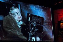 Stephen Hawking at TED2008