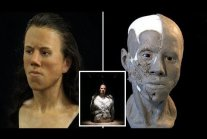 Scientists Reconstruct The Face Of 9,000-Year-Old 'Angry'