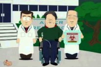 Christopher Reeve South Park