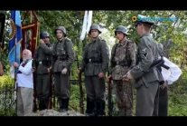 The reburial of Ukrainian soldiers 14 Waffen-Grenadier-Division SS «Galizien»