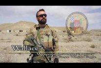 Polish instructors training US soldiers in eastern Afghanistan