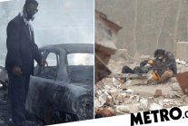 Haunting 'new' 9/11 photos reveal true horror