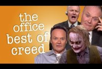 The Office - Creed jak zwykle w formie :)