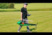 EXTREME FAST 280KMH 174MPH RC MODEL HELICOPTER