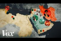 The Middle East's cold war