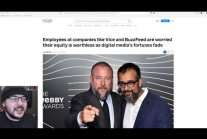 VICE And Buzzfeed Employees FURIOUS That Their Shares Are WORTHLESS