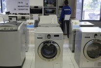 Now Samsung washing machines are blowing up, too