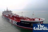 Guardian - Iran claims to have seized British oil tanker in strait of Hormuz