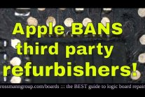 Apple BANS third parties from selling refurb Macbooks on Amazon.