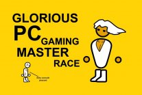 glorious pc master ra ra race