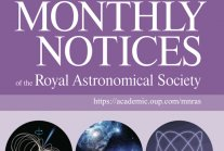 Publikacja w Monthly Notices of the Royal Astronomical Society