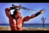 CONAN THE BARBARIAN 1981 (HD) Steel Tribute