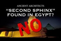 Second Sphinx Found in Egypt? NO! | Ancient Architects