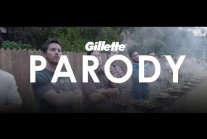 Gillette Parody Video