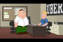 Family Guy - Peter Becomes An Uber Driver