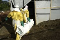 Largest ever Ebola outbreak is not a global threat