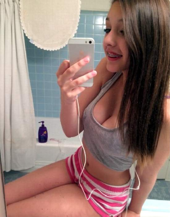 from Abdullah hot teen braces topless