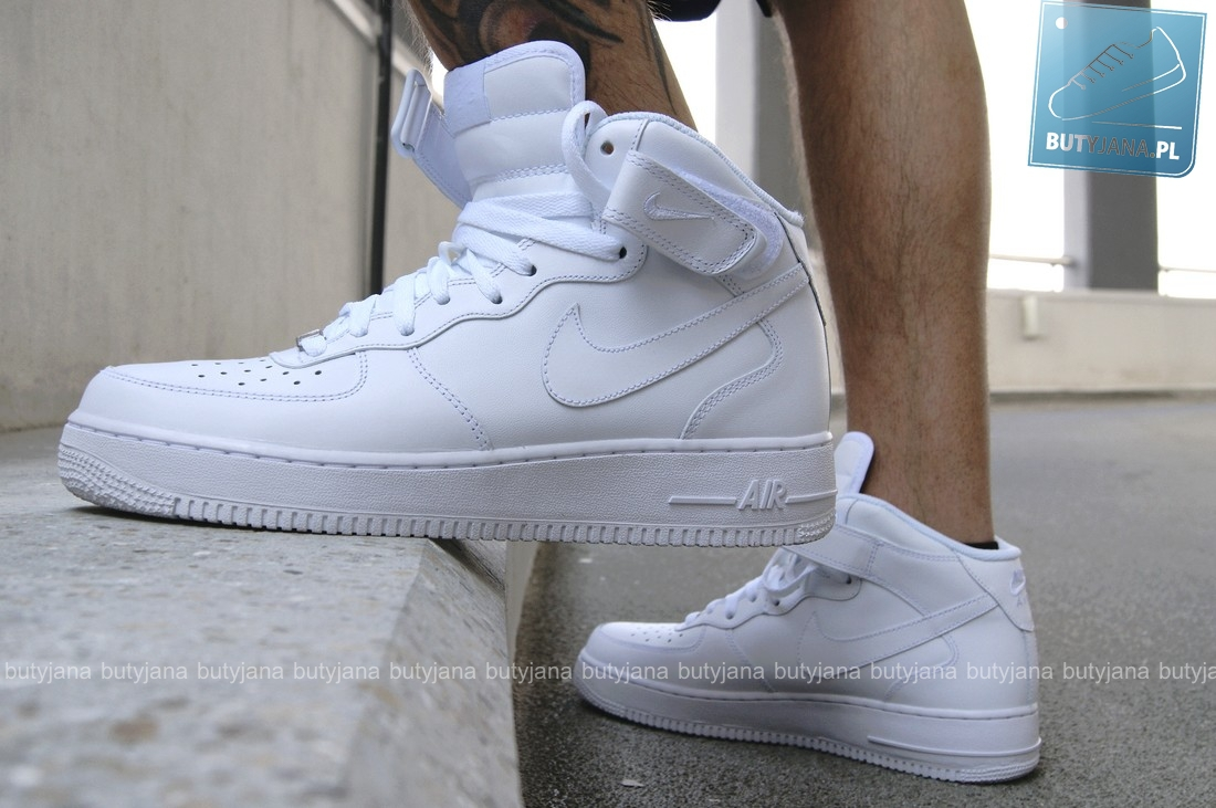 nike air force 1 buty jana