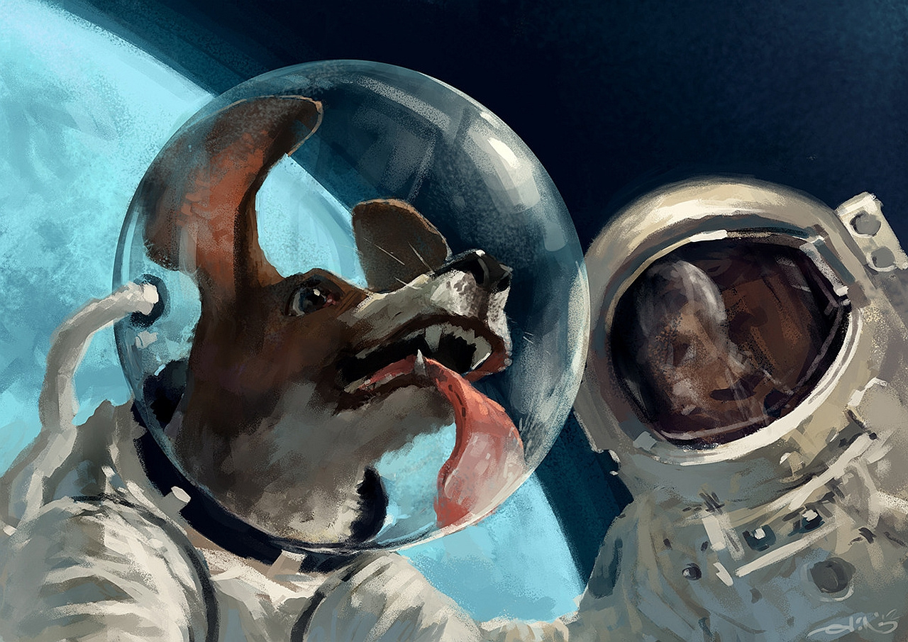 animals in space nasa - HD 1280×905