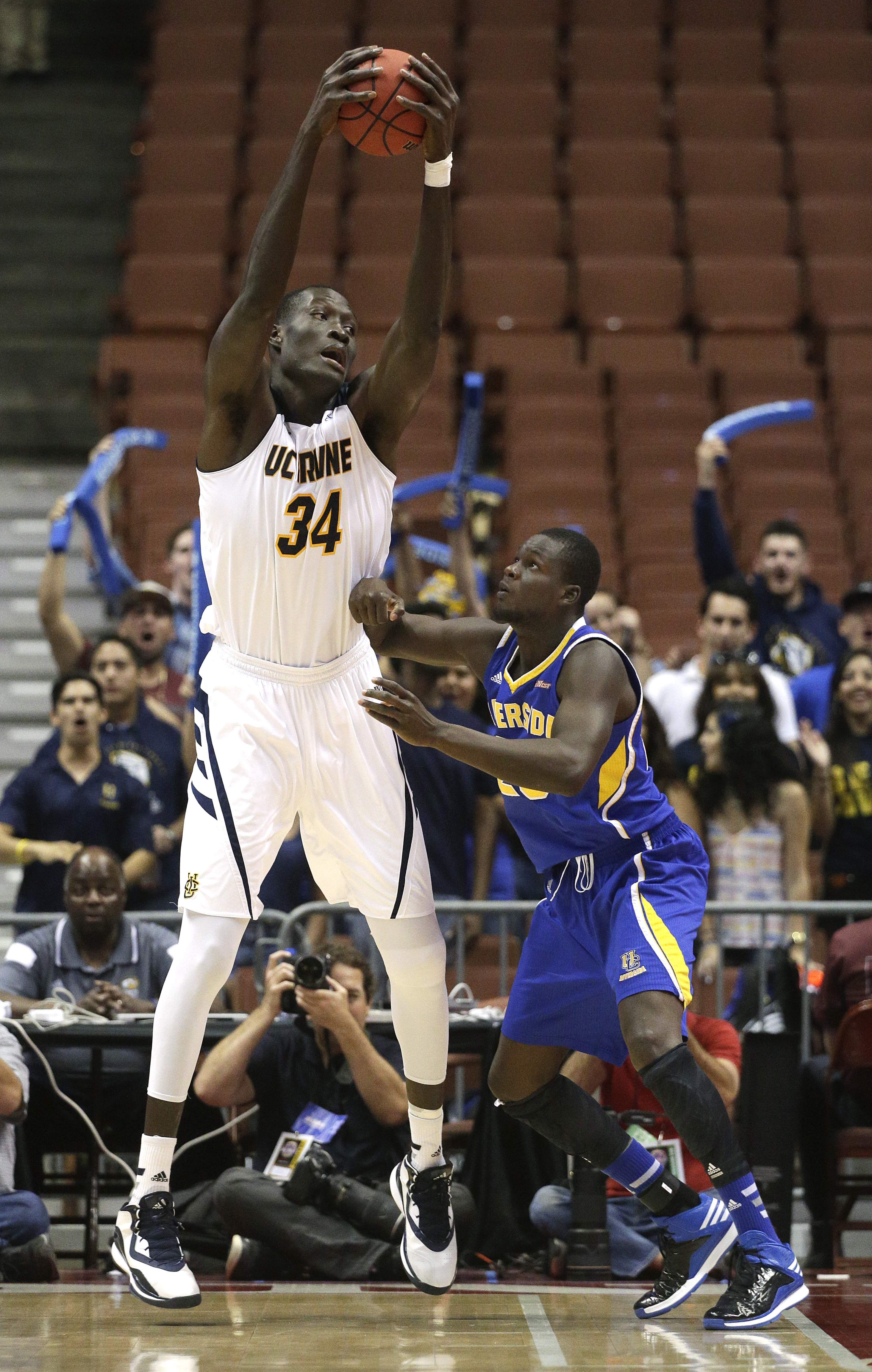 The official athletics website for the University of California Irvine Anteaters
