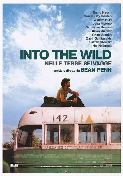 into the wild sean penn belonging Quotes showing all 32 items what if i were smiling and running into your arms and walks alone upon the land to become lost in the wild.