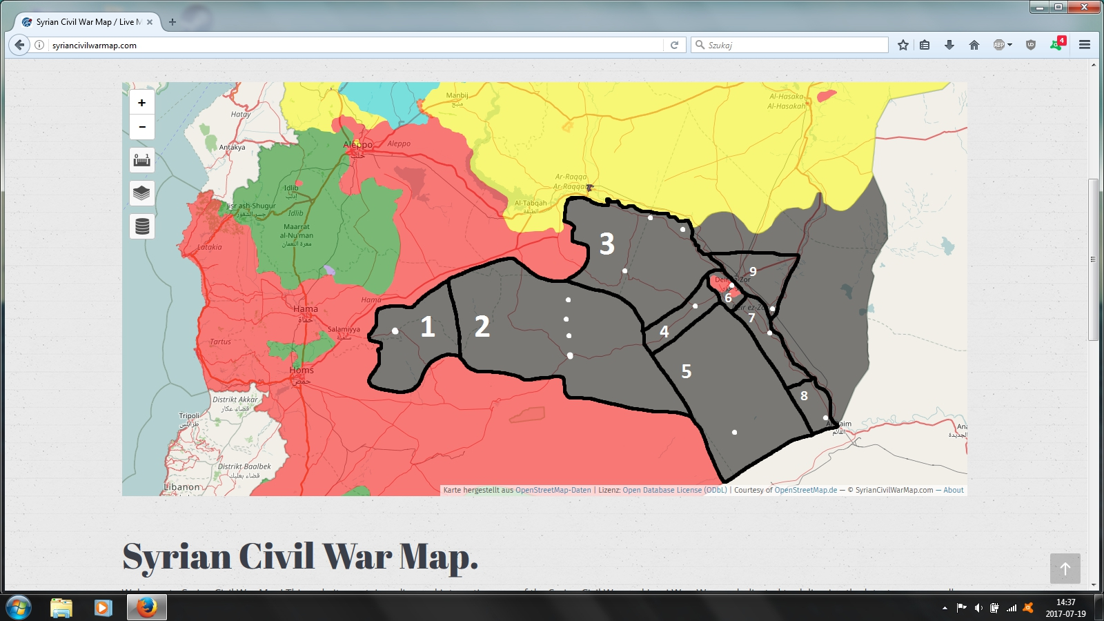 the syrian civil war analysis Browse syrian civil war news, research and analysis from the conversation.