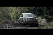 NO TIME TO DIE   LAND ROVER NEW DEFENDER