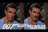 Burt Reynolds jako James Bond