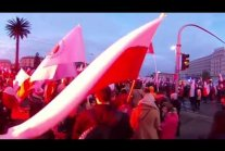 Polish National Independence Day March 2019 【4K 360 VR 】