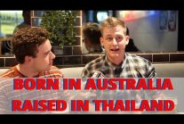 The most fluent Thai speaking white guy you will ever see