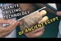 Making Egyptian Drill Holes: Lost Ancient High Technology