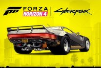 Cyberpunk 2077 trafił do Forza Horizon 4 - Speed Zone