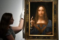 How the most expensive painting in history caused a scandal in the art...