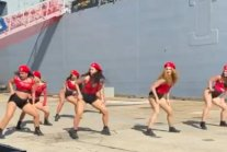 "How dance ""naval twerk"" caused a public scandal in Australia"
