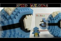 Speed Builders - Pokemon Squirtle