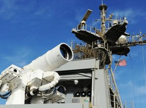 US military working on pulse laser 1,000,000x more powerful than ever [ENG}